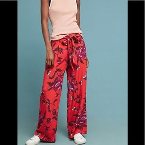 Anthropologie ett:twa Margo pants. Sz 2
